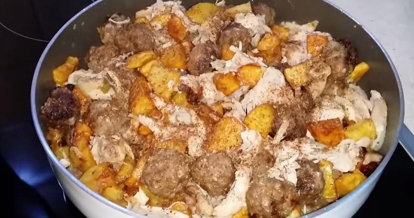 Iraqi-food-Beryani