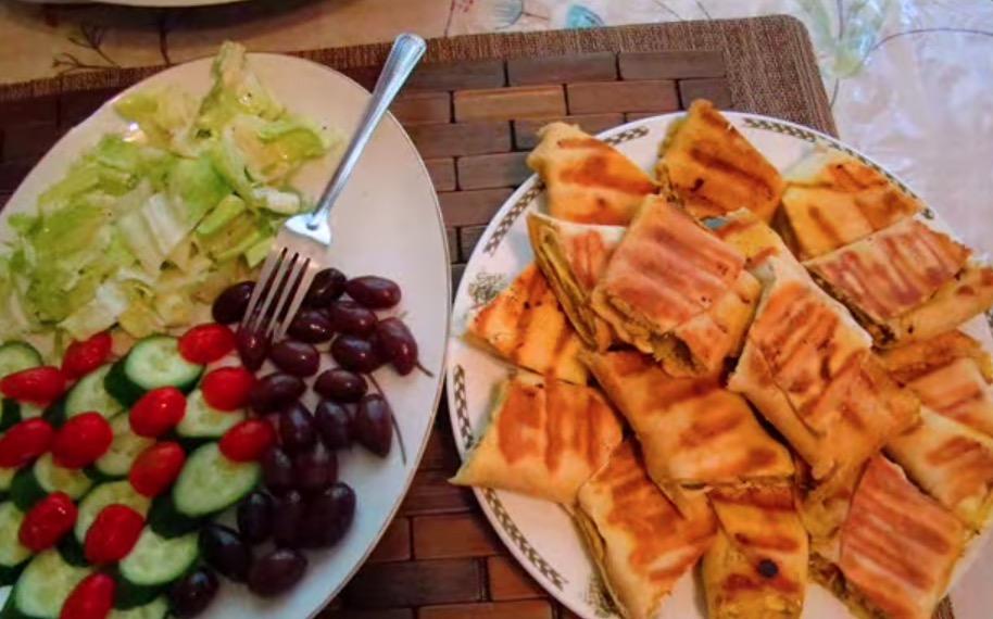 Iraqi-food-Chawerma