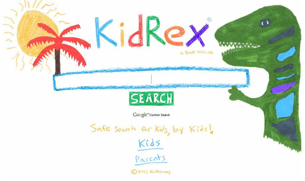 kidrex kids search
